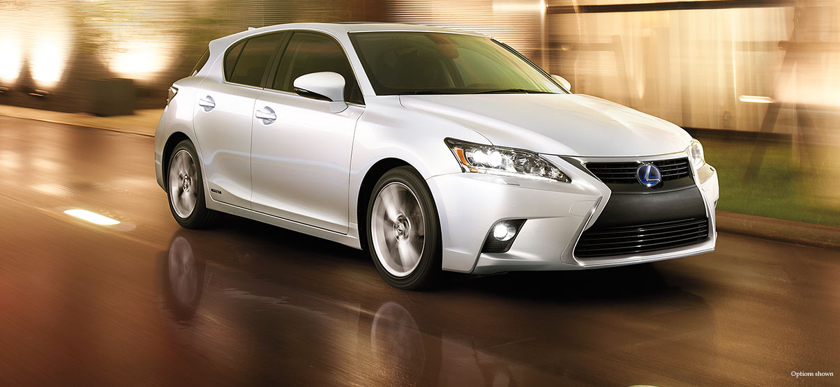 2017 Lexus Ct 200h A Hybrid For Any Lifestyle